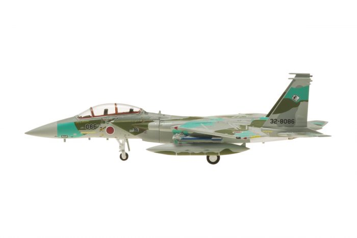 F-15DJ JASDF, 32-8086 Year 2010 Green (1:200) by Hogan Wings Military Airplane Models item number: HG60197