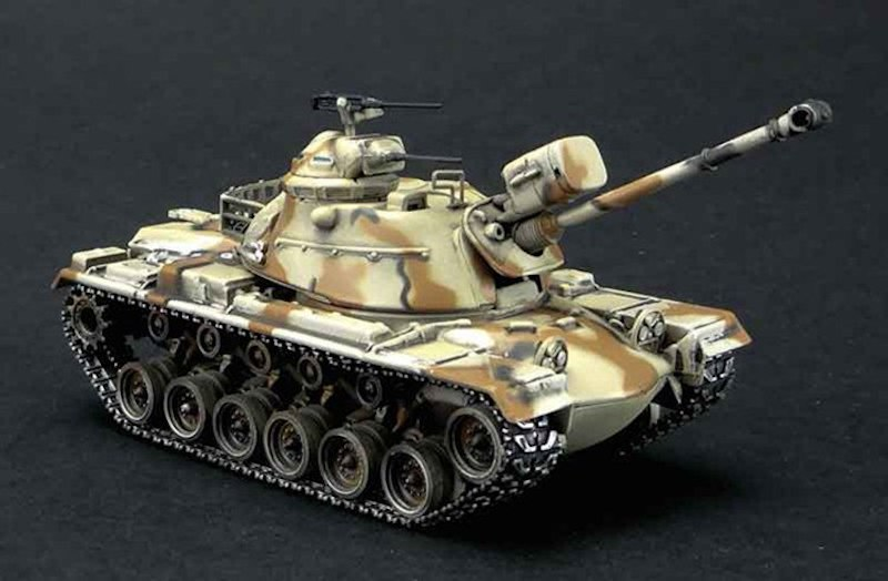 M48A3 Patton tanks US Marines (1:72), War Master Diecast Models, Item Number WM-TK0048