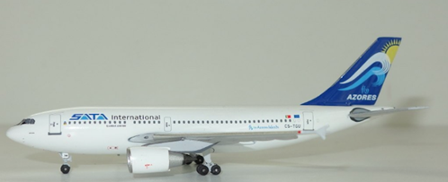 SATA International A310-300 CS-TGU (1:400) by AeroClassics Models
