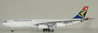 South African A340-200 ZS-SLF (1:400)