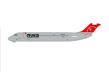 Northwest DC-9-30 N607NW (1:400), AeroClassics Models Item Number AC19074