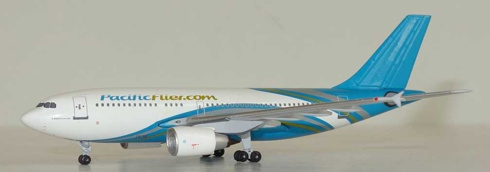 Pacific Flyer A310 CS-TEI (1:400), AeroClassics Models Item Number ACCSTEI-B