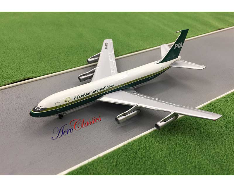 Pakistan International B720B AP-ATQ (1:400), AeroClassics Models Item Number ACPIA0317