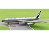 QuebecAir B707-128B with GSE Set C-GQBH (1:200), Western Models Item Number WEQBA0317