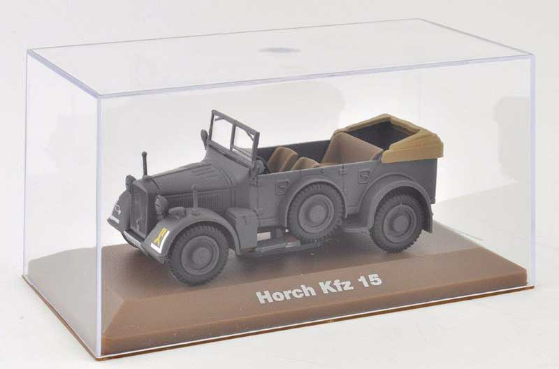 Horch Kfz.15 2nd Panzer Division, German Wehrmacht (1:43), Atlas Editions, Item Number ATL-6690-029