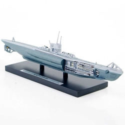 Type VIIB Submarine U-47  Germany, 1939 (1:350), Atlas Editions Item Number ATL-7169-101