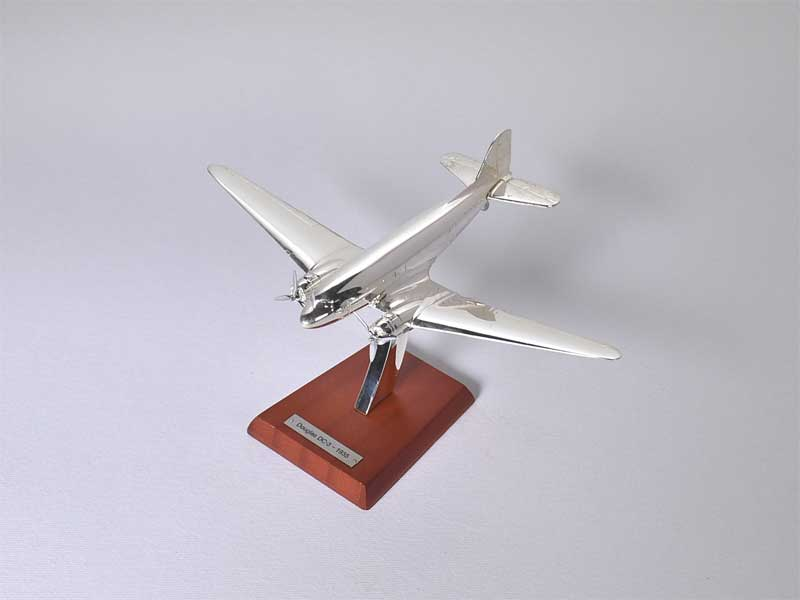 Douglas DC-3, 1935 (1:200) , Atlas Editions Item Number ATL-7504-010