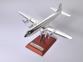 Douglas DC-6B, 1951 (1:200) , Atlas Editions Item Number ATL-7504-023