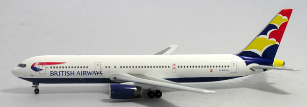 "British Airways 767-300 ""Denmark tail"" (1:400)"