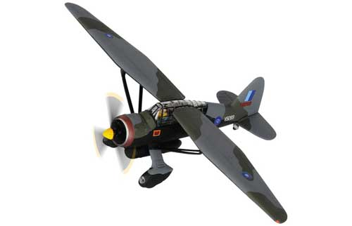 Westland Lysander V9289, 357 Sqn Burma 1945 (1:72), Corgi Diecast Aviation Item Number AA36807