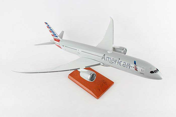 American 787-9 (1:100), Executive Series Display Models, G52100