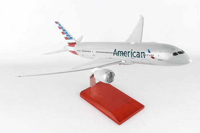 American 787-8 (1:100), Executive Series Display Models, Item Number G55410