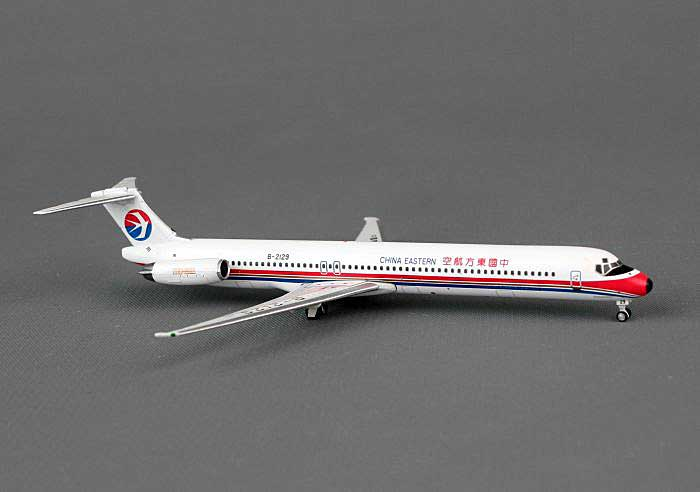 China Eastern MD-82 B-2129 ((1:400)), Phoenix (1:400) Scale Diecast Aircraft, Item Number PH4CES1070