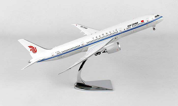 Air China B787-9 B-7878 (1:200), Phoenix 1:200 Scale Diecast Aircraft, Item Number PH2CCA201