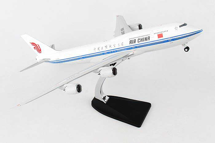 "Air China B747-8I ""Chinese Air Force 1"" B-2479 (1:200) , Phoenix 1:200 Scale Diecast Aircraft, Item Number PH2CCA280"