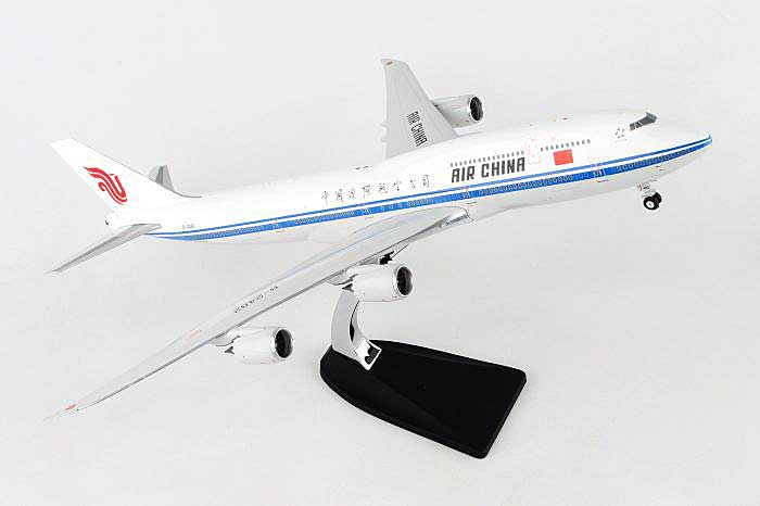Air China B747-8I B-2482 (1:200), Phoenix 1:200 Scale Diecast Aircraft, Item Number PH2CCA281