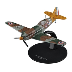 Dewoitine D.520 18-victory ace Pierre Le Gloan, GC III/6, Vichy French Air Force, Syria, 1941 (1:72)