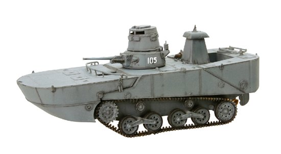 "IJN Type 2 ""Ka-Mi"" w/Floating Pontoon Early Production, New Guinea 1944 (1:72), Dragon Diecast Armor Item Number DRR60607"