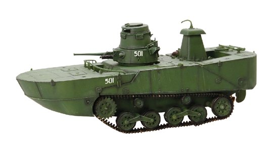 "IJN Type 2 ""Ka-Mi"" w/Floating Pontonn Late Production (1:72), Dragon Diecast Armor Item Number DRR60609"