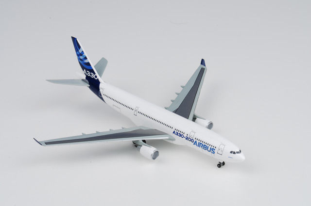 Airbus A330-200 New House Colors (1:400) Corporate Model, DragonWings 400 Diecast Airliners Item Number DRW56360