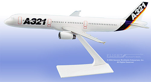 Airbus House Colors A321 (1:200)