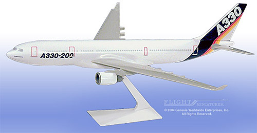 Airbus House Colors A330-200 (1:200)