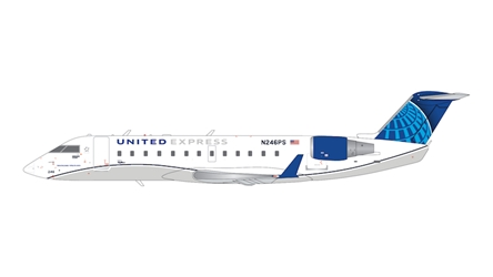 United Express CRJ200LR N246PS (1:200)