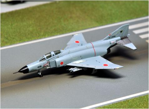 "F-4EJ JASDF 87-8408 ""301Sq, 5th AW Nyutabaru AB"" (1:200), Gulliver Scale Diecast Fighter Aircraft Item Number WA22085"