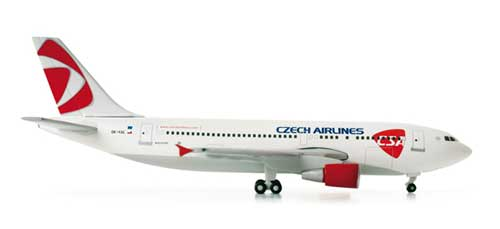 CSA A310-300 (1:500), Herpa 1:500 Scale Diecast Airliners Item Number HE518086