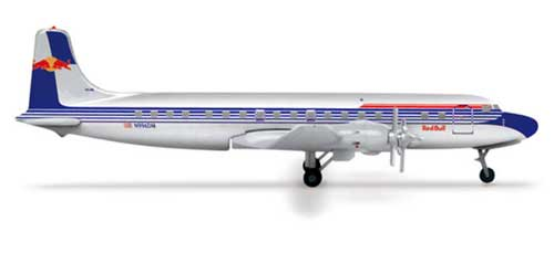 Flying Bulls DC-6B (1:500) - Special Sale Item