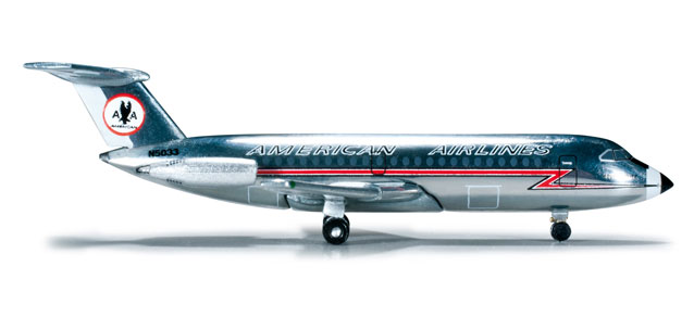American BAC-111-400 (1:500) - Special Sale Item