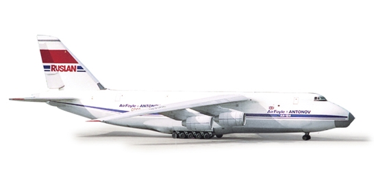 Air Foyle / Antonov Airlines AN-124 (1:500)
