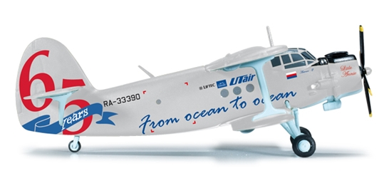 "UT Air Antonov AN-2 ""From Ocean to Ocean"" (RA-33390)  (1:200)"