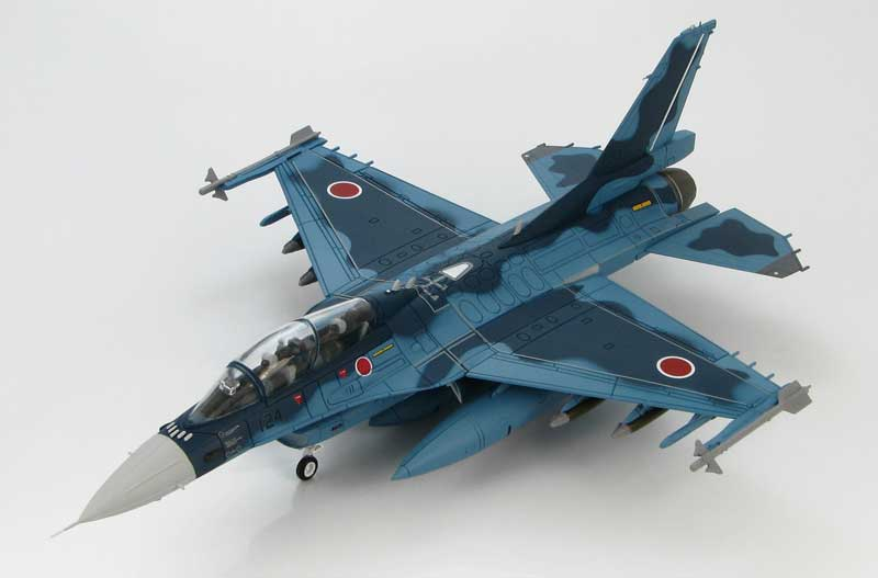 Mitsubishi F-2B,21st Squadron, JASDF, April, 2012 (1:72), Hobby Master Diecast Airplanes Item Number HA2710
