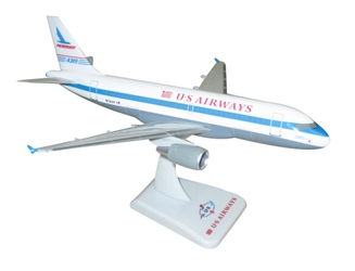 US Airways/Piedmont A319 (1:200), Hogan Wings Collectible Airliner Models Item Number HG3589G