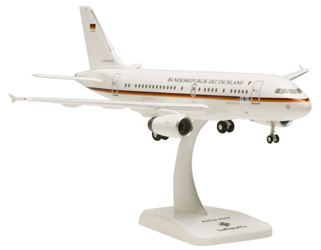 Luftwaffe A319 (1:200) with Gear 15-01
