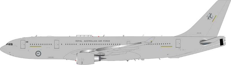 Royal Australian Air Force Airbus KC-30A (A330-203MRTT) A39-004 (1:200)