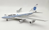 Pan Am Boeing 747SP N533PA Polished (1:200) - Preorder item, order now for future delivery, InFlight 200 Scale Diecast Airliners, Item Number IF747SPPA0119P