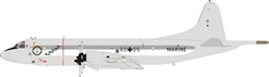 Germany - Navy Lockheed P-3C Orion 6005 With Stand (1:200) by InFlight 200 Scale Diecast Airliners SKU IFP3WGAF0619