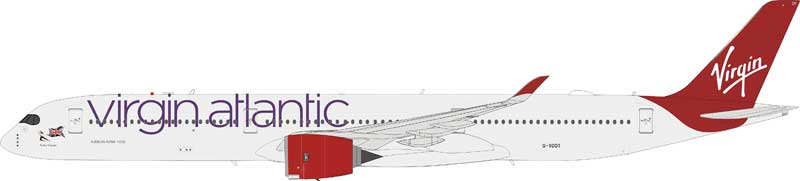 Virgin Atlantic Airways Airbus A350-1041 G-VDOT (1:200)