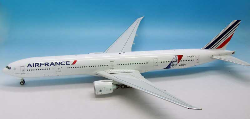 Air France Boeing 777-300 F-GSQI (1:200), InFlight 200 Scale Diecast Airliners Item Number WB-777-AF01