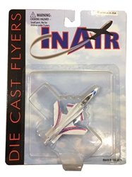 "Grumman X-29A (3.5""), Motormax Diecast Item Number IN-SF29"