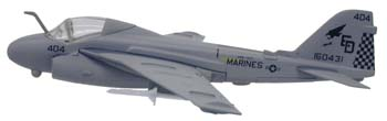 A-6 Intruder (1:140), Postage Stamp Diecast Planes Item Number MP5381