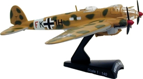 Heinkel HE-111 (1:140), Model Power Diecast Planes Item Number MP5376-1
