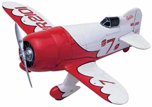 "Gee Bee (Approx. 6""), Motormax Diecast Item Number DC6-GB"