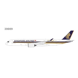 Singapore Airlines A350-900 9V-SMF 10,000th Airbus Aircraft (1:400)