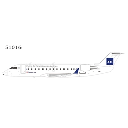 Scandinavian Airlines - SAS CRJ-100LR OY-RJI Operated by Cimber Air (1:200)