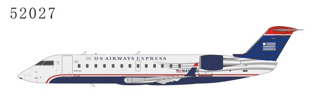 US Airways Express CRJ-200ER N418AW (1:200), NG Models, 52027