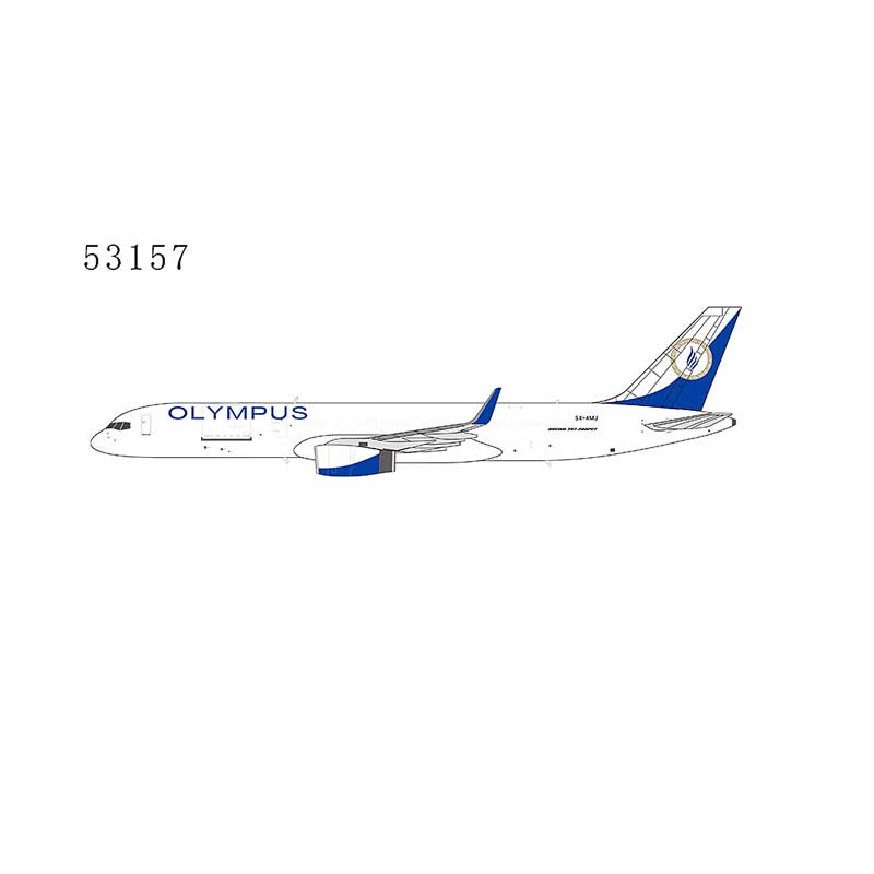 Olympus Airways 757-200BCF SX-AMJ (1:400)