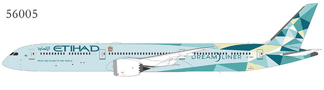 "Eithad 787-10 A6-BMH ""2020s New Colors"" (1:400"